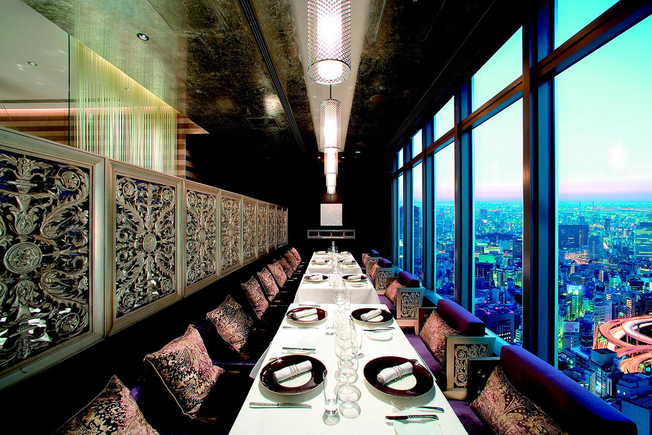 mandarin oriental tokyo la quintessence du luxe japonais. Black Bedroom Furniture Sets. Home Design Ideas