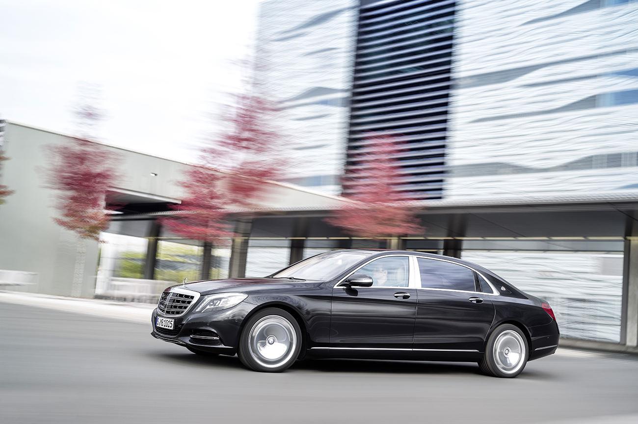 La Mercedes Maybach Classe S Version Grand Luxe