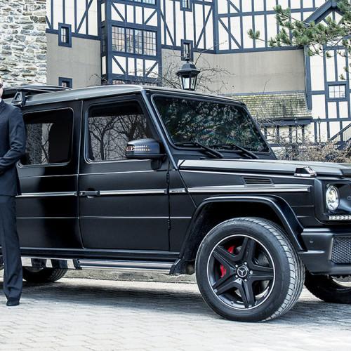 La Limousine Mercedes-Benz G63 AMG Blindée Par Inkas
