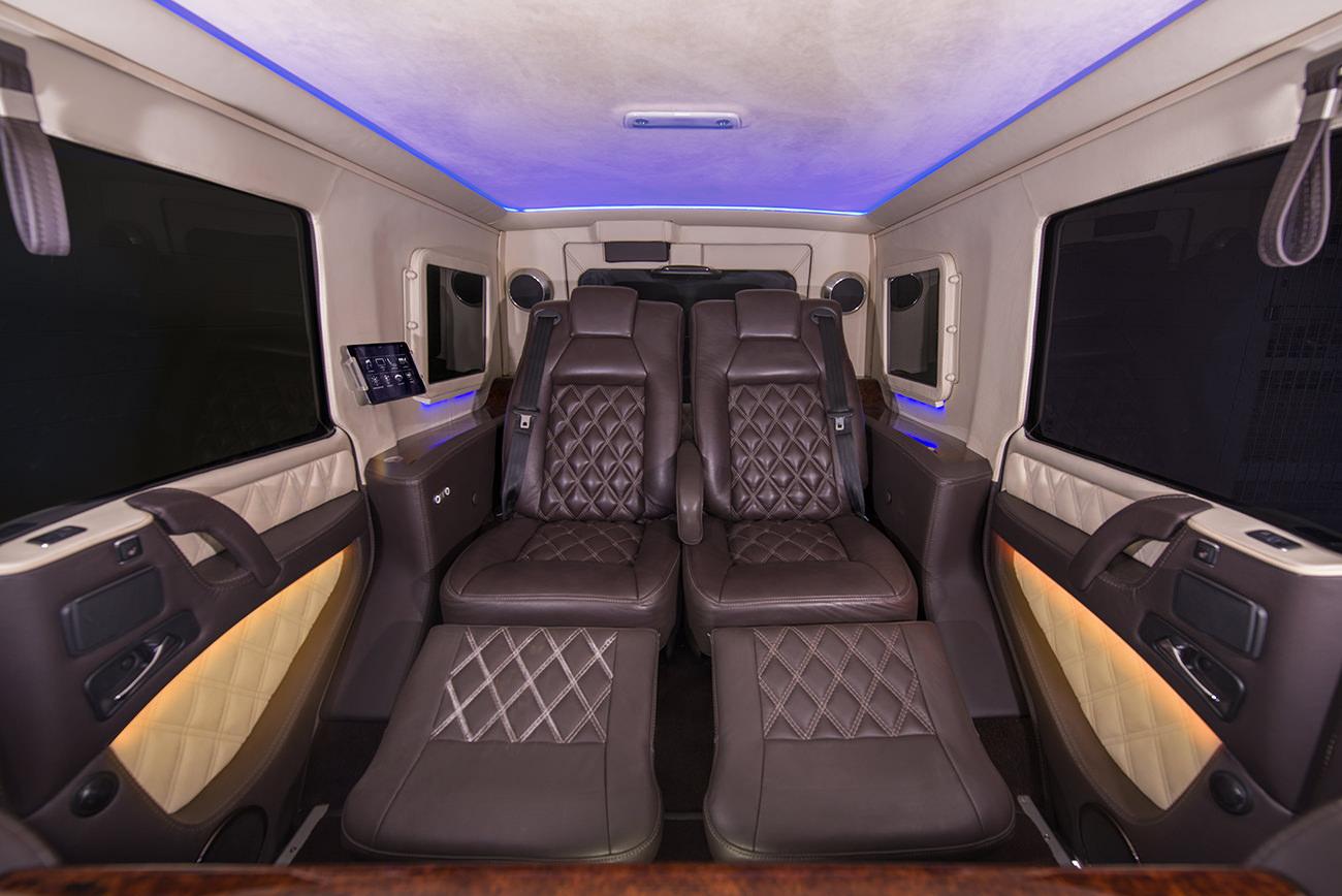 Le Inkas G63 Amg Un Blind 233 Aux Services Premium