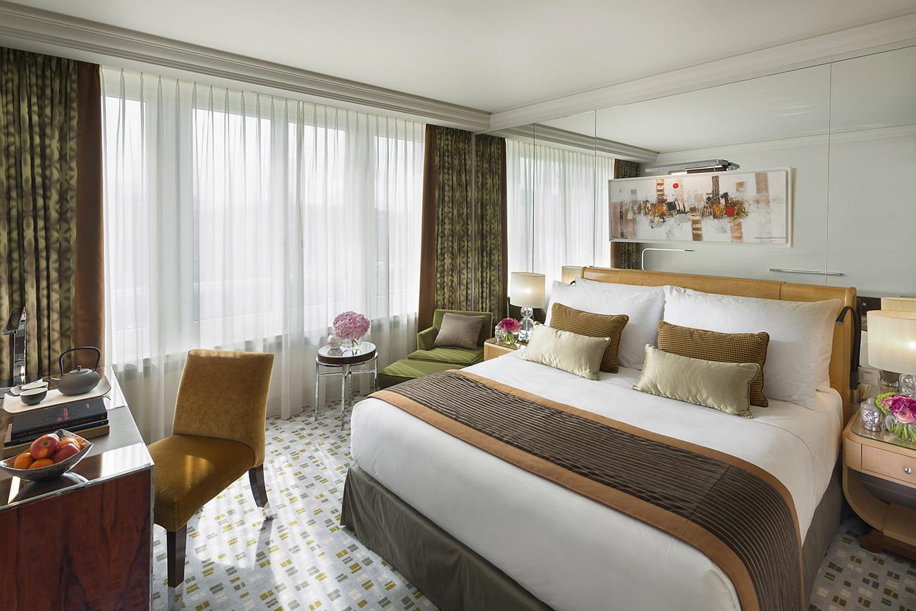 Le mandarin oriental gen ve au sommet du luxe for Design hotel f 6 genf