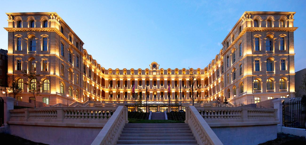 Hotel De Luxe A Marseille