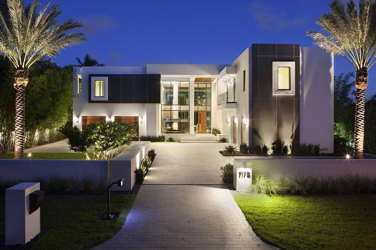 1175 Spanish River Road : une maison de rêve en Floride