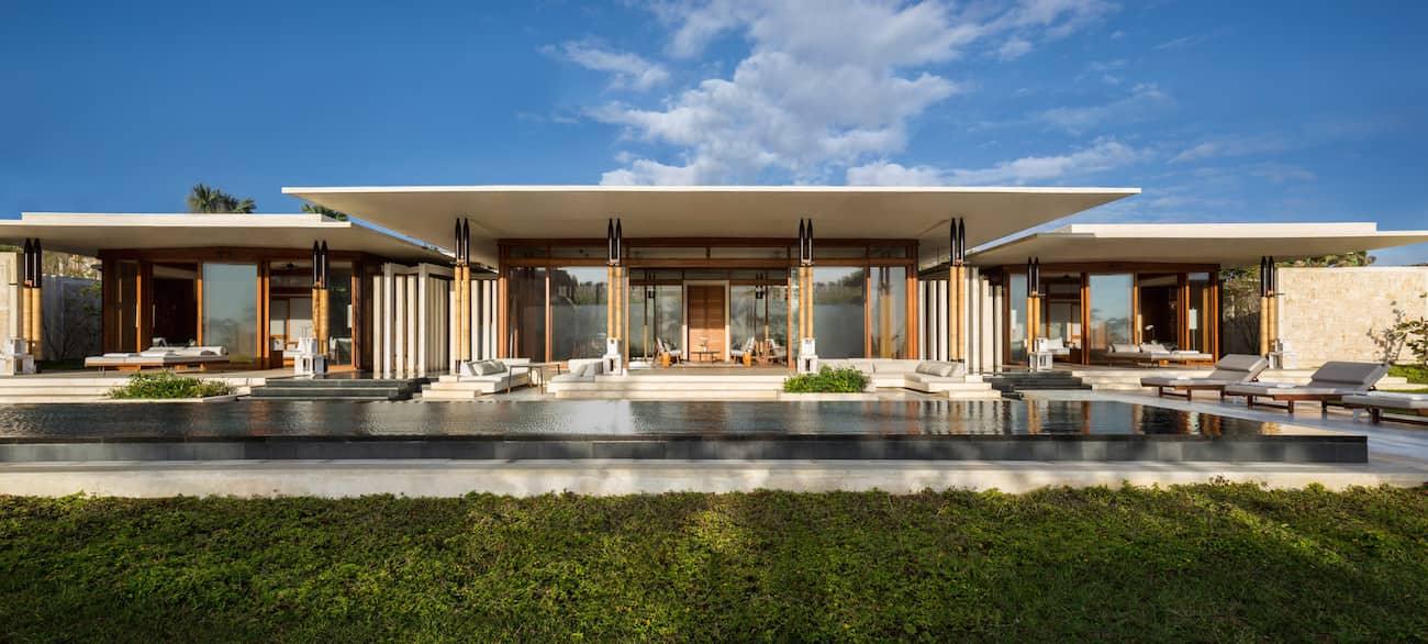 Amanera villas et suites de luxe en r publique dominicaine - Villa kimball luxe republique dominicaine ...