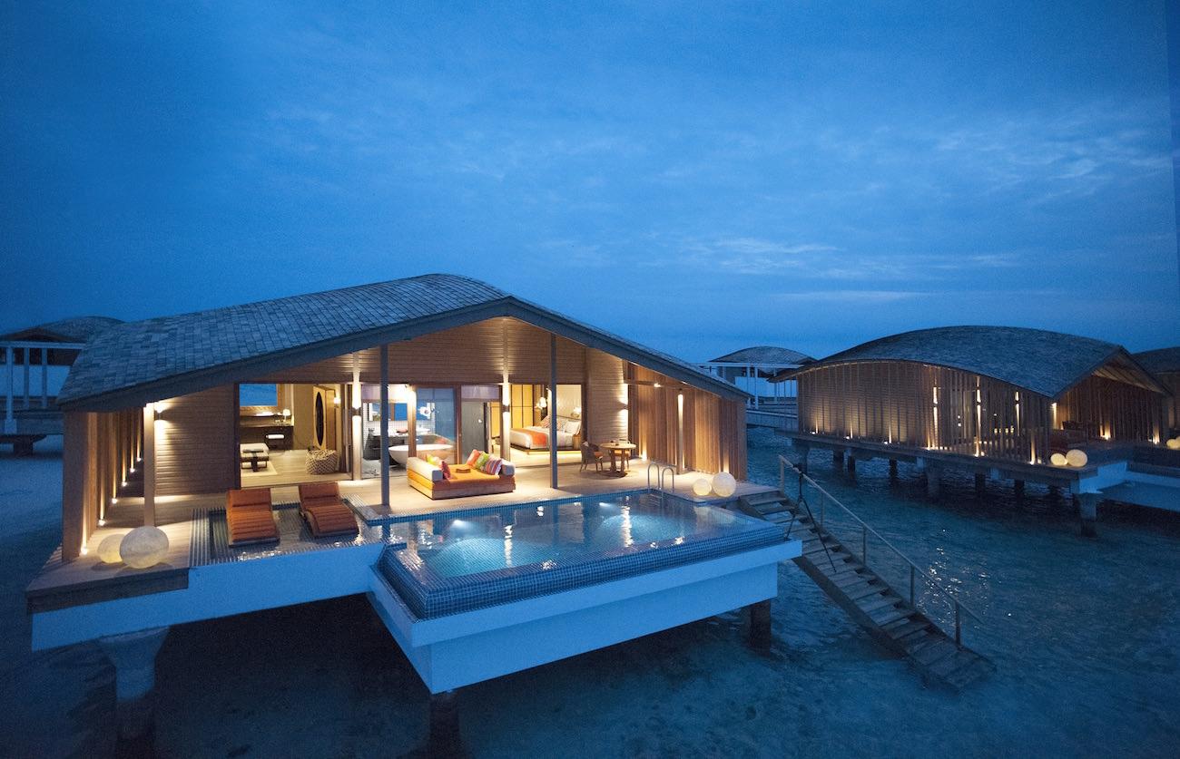 Club Med Finolhu : les villas exceptionnelles pour une ...