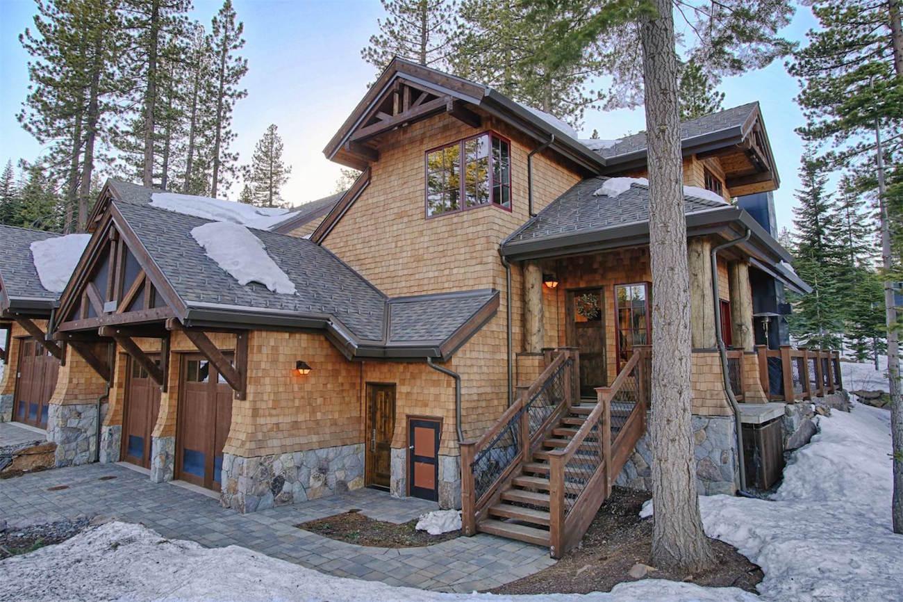 14467 Home Run Trail : skiez toute l'année grâce à votre propre chalet californien