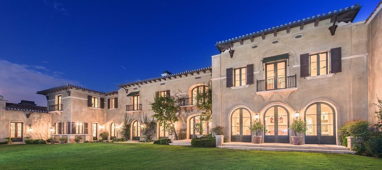 Villa De Milliardaire A Vendre : Delfern drive propriété de luxe à vendre holmby hills