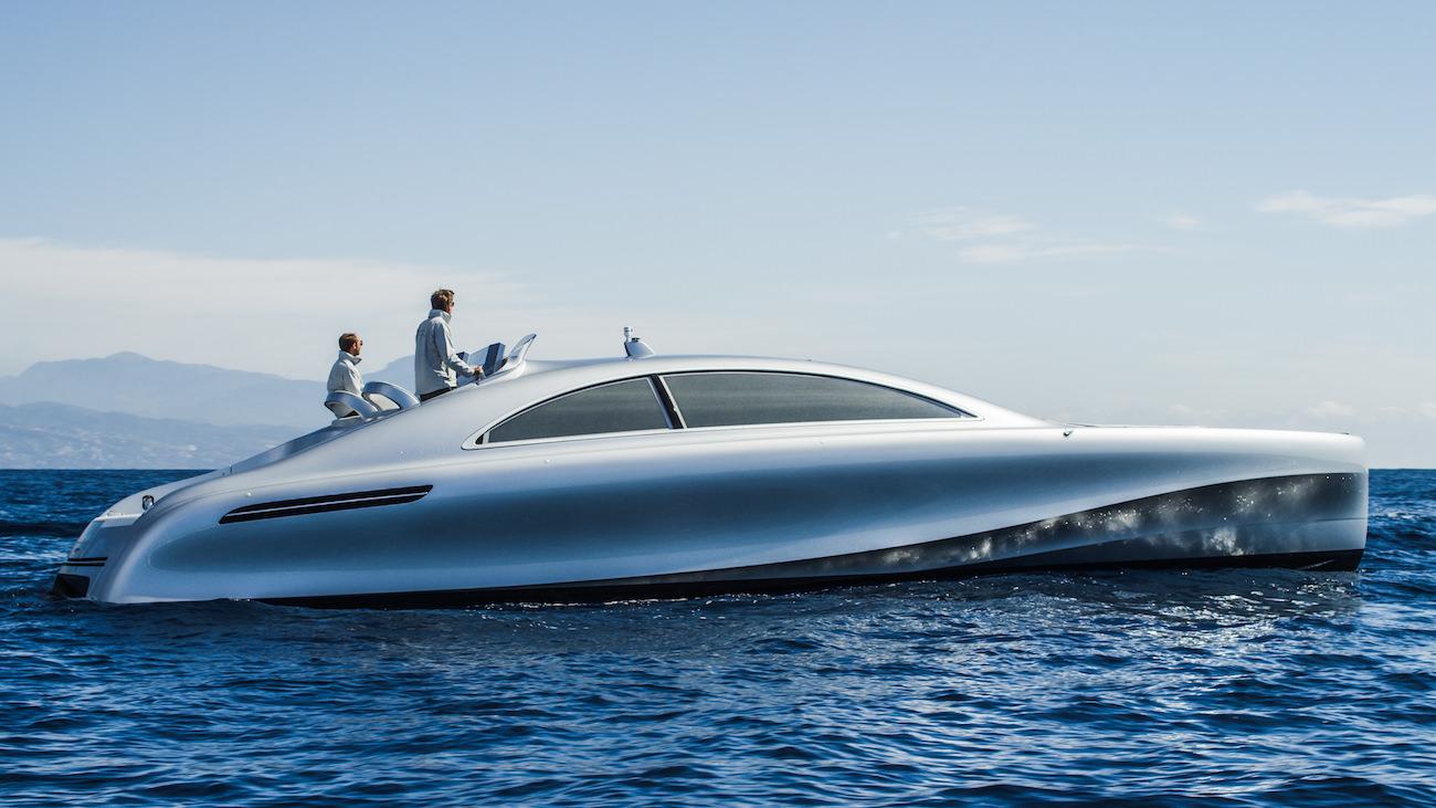 Arrow 460-Granturismo : votre Mercedes flottante est enfin devenue réalité !