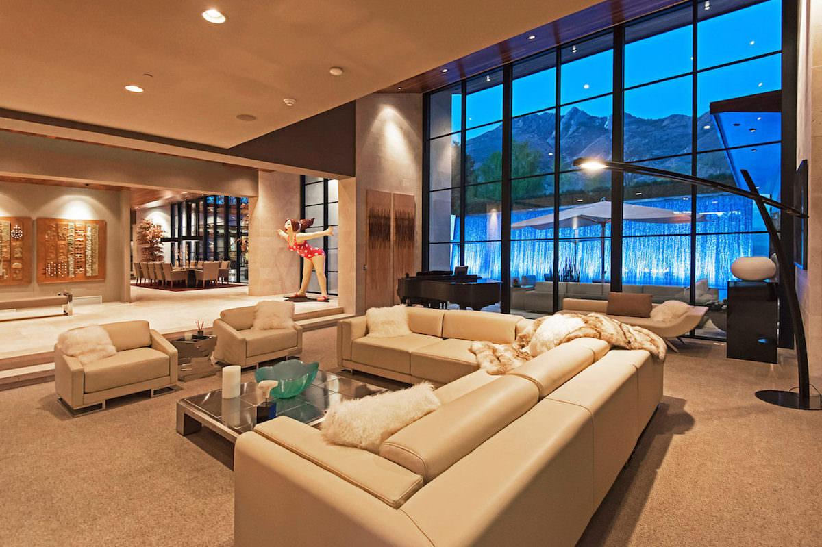 Villa De Milliardaire A Vendre : Brentwood drive maison de rêve à vendre dans l utah