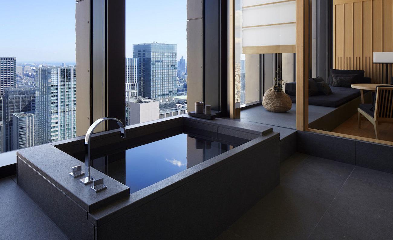 Aman Tokyo : un havre de paix situé au cœur de la capitale la plus dynamique du monde