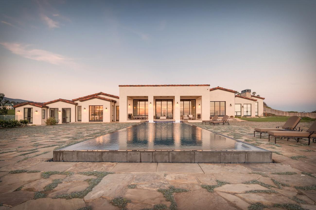Villa Sogno Malibu : les termes « maison de rêve » n'ont jamais été aussi bien appropriés !