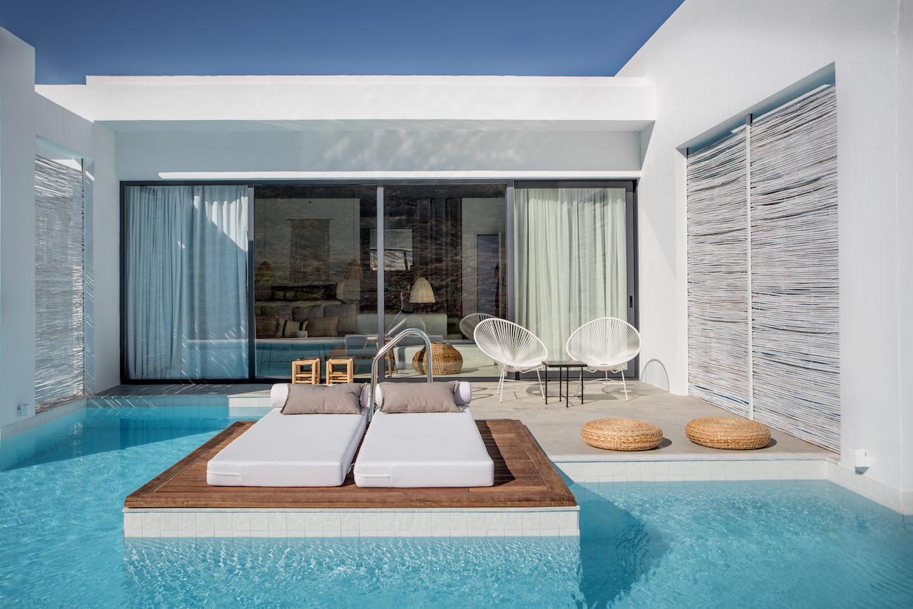 Casa cook rhodes des vacances boh mes de luxe en gr ce for Design hotel kanaren