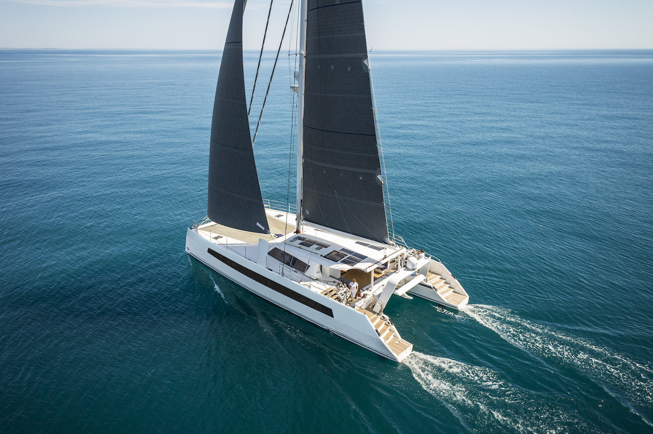 Catana 70 : n'attendez pas l'été prochain pour prendre le large à bord de ce catamaran de voyage