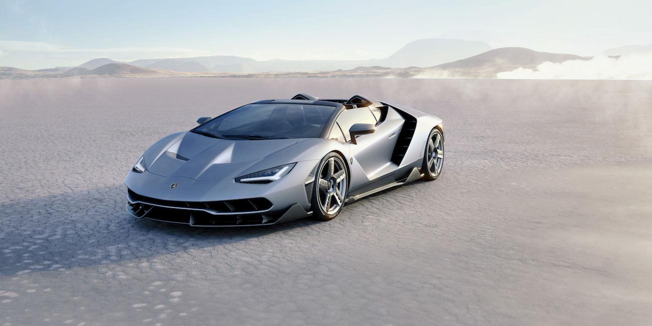 Lamborghini dévoile enfin la version roadster de sa supercar de tous les records : la Centenario