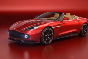 Aston Martin ne nous fait pas languir plus longtemps au sujet de la Vanquish Zagato Volante !