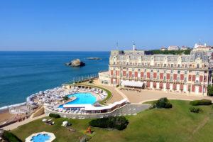 L'hôtel du Palais : la perle de Biarritz vous ouvre ses portes sur l'océan et le Pays Basque