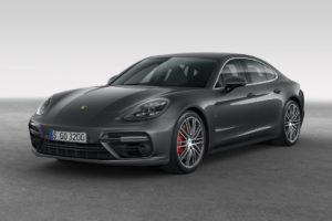 Nouvelle Porsche Panamera Turbo : le parfait compromis entre voiture de sport et limousine 4 places