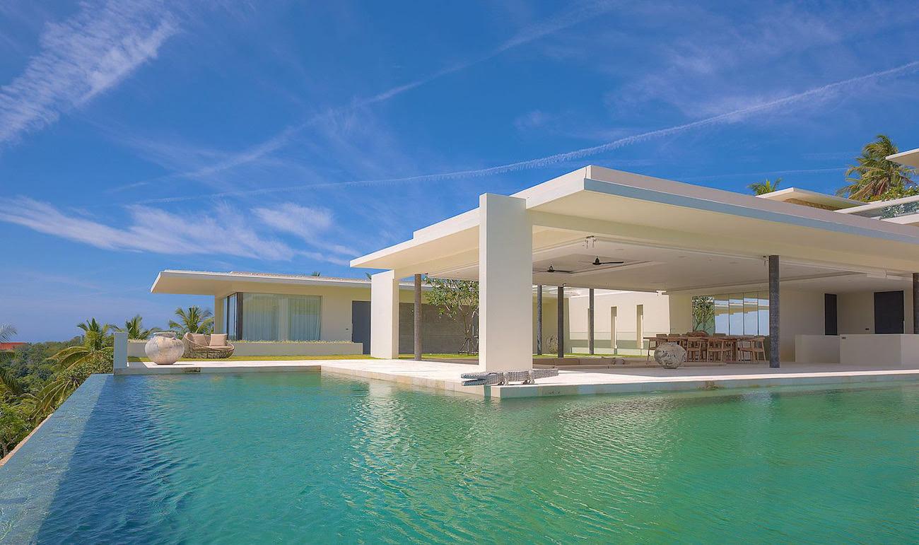 Villa de r ve vendre koh samui quelques millions - Appartement luxe en californie horst architects ...