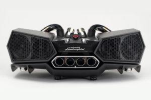 iXOOST Esavox Speaker : la première enceinte façon Lamborghini pour les passionnés d'automobile