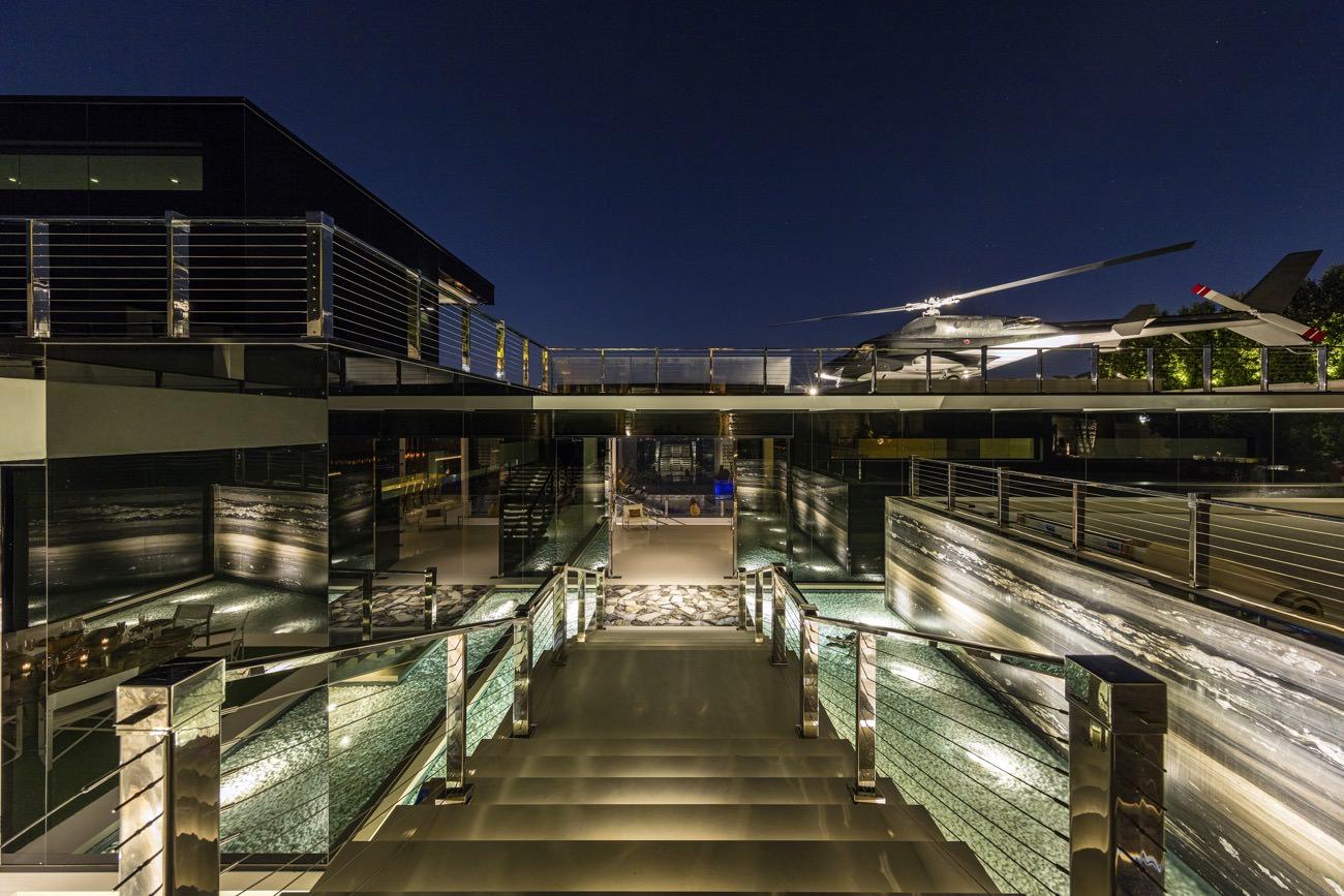 Des Maison De Luxe : Bel air road découvrez la maison plus chère des