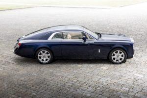 Rolls Royce Sweptail : la Rolls la plus chère du monde à nulle autre pareille