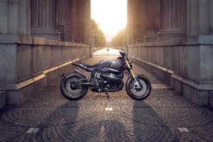 Envie d'une BMW RnineT personnalisée? Découvrez la gamme Urban 21 proposée par Diamond Atelier
