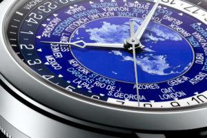 Traditionnelle heures du monde, un modèle d'exception signé Vacheron Constantin