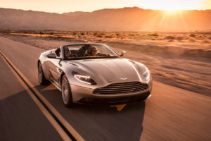 DB11 Volante : le nouveau cabriolet exceptionnel signé Aston Martin