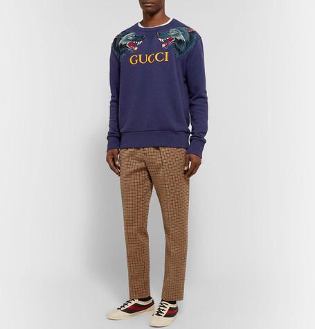 Sweatshirt Gucci en coton Jersey