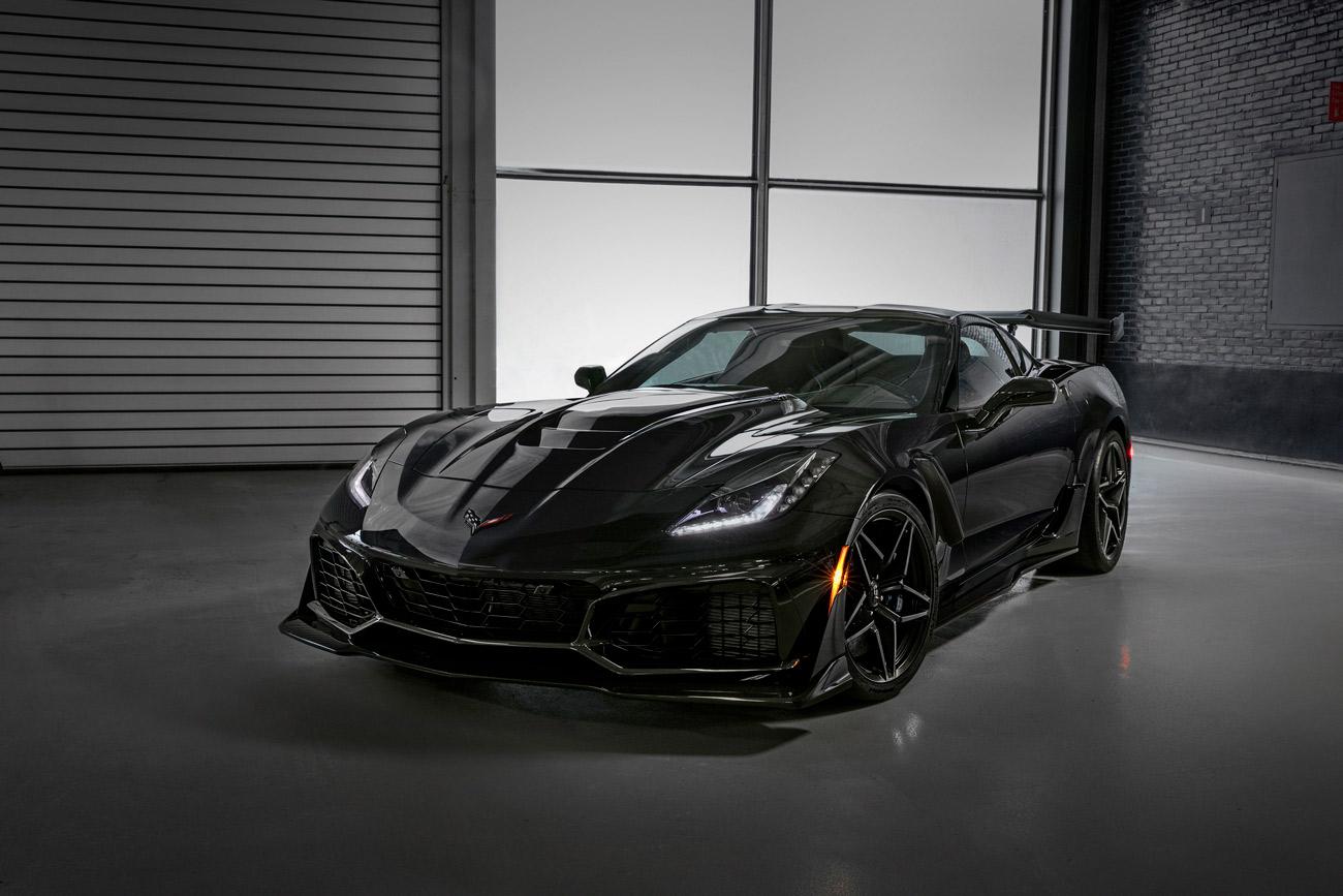 corvette zr1 2019 plus puissante et plus performante que jamais. Black Bedroom Furniture Sets. Home Design Ideas