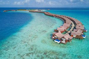 Grand Park Kodhipparu: un hôtel 5 étoiles, paisible et luxueux aux Maldives