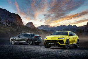 Lamborghini Urus: le SUV de série le plus puissant au monde