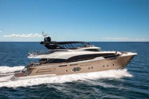 Découvrez le MCY96: le «yacht le plus abouti du monde» réalisé par Monte Carlo Yachts