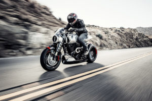 Method 143 : le monstre des routes signé Arch Motorcycle