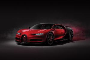 Bugatti sort une nouvelle version de sa mythique Chiron: la Chiron Sport