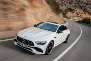Mercedes-AMG GT Coupé 4 portes, le petit nouveau de la famille AMG