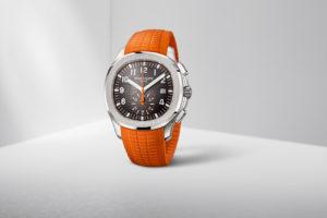 Patek Philippe présente Aquanaut Chronographe : une montre à l'élégance sportive