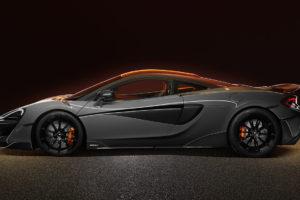 McLaren présente son nouveau bolide: la McLaren 600LT