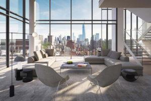 Offrez-vous un superbe penthouse dans le quartier de Soho à New York