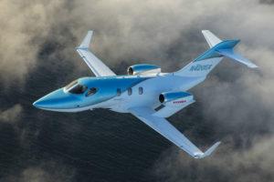 HondaJet Elite, un jet idéal pour les voyages d'affaires