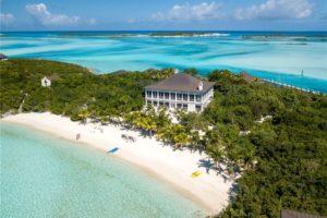 Et si vous vous offriez une île aux Bahamas?