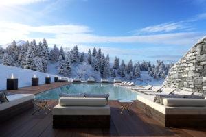 Ultima Crans-Montana: un nouveau lieu somptueux pour vos vacances d'hiver en Suisse