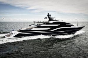 Un nouveau yacht de luxe signé Oceanco