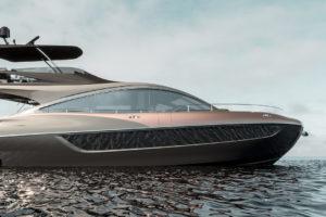 Lexus présente son yacht somptueux : Lexus LY 650