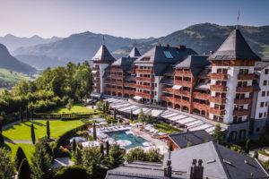 Hôtel The Alpina Gstaad: une expérience inoubliable