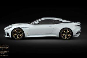 Une collaboration réussie entre Christopher R. King et Aston Martin