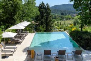 Les Lodges Sainte Victoire : un hôtel Spa 5 étoiles à Aix en Provence