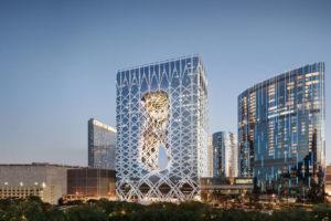 City of Dreams - Morpheus : un hôtel luxueux et futuriste à Macau