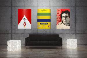 United61 : des toiles qui illustrent l'âge d'or du sport automobile