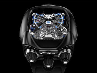 montre Bugatti
